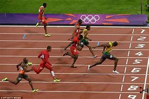 Usain Bolt wins 100m final at London 2012 Olympics | Daily ...
