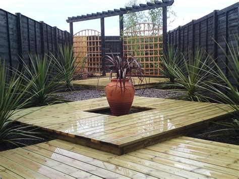 Garden Decking Design Pictures 5 garden decking ideas for the most pleasant and relaxing