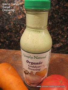 how to make breakfast cereals healthy with garlic tahini salad dressing recipe easy tasty and