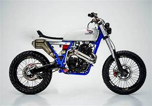 Honda 600 Xr : honda xr600 tracker by herencia custom garage bikebound ~ Farleysfitness.com Idées de Décoration