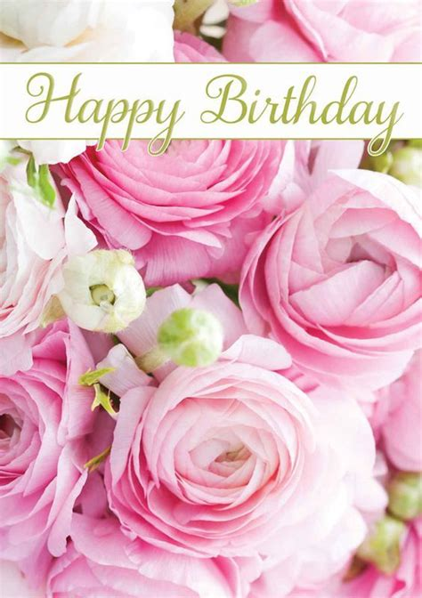 Happy Birthday Roses Images Pretty Pink Happy Birthday Roses Pictures Photos And
