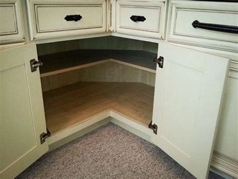 Kitchen Corner Cabinet Storage Ideas kitchen corner cabinet storage ideas for the home