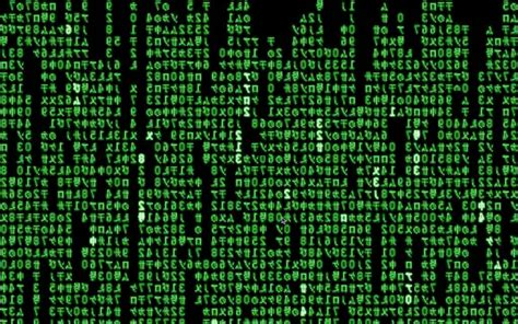 Mandriva 2009 Matrix ( Screensaver )