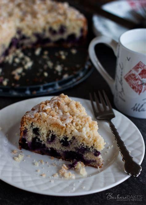 But it'll work both ways. Lemon Blueberry Coffee Cake Recipe   Barbara Bakes