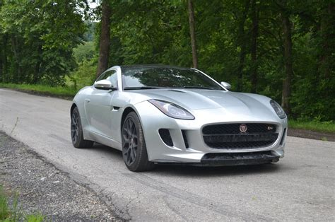 Jaguar F Type S by 2015 Jaguar F Type S Coupe Showing Its