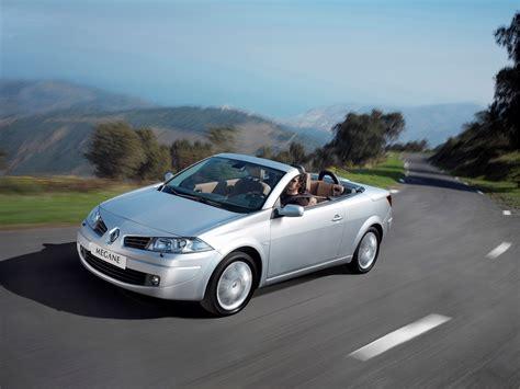 renault megane 2006 renault megane cabriolet 2006 2009 photos parkers
