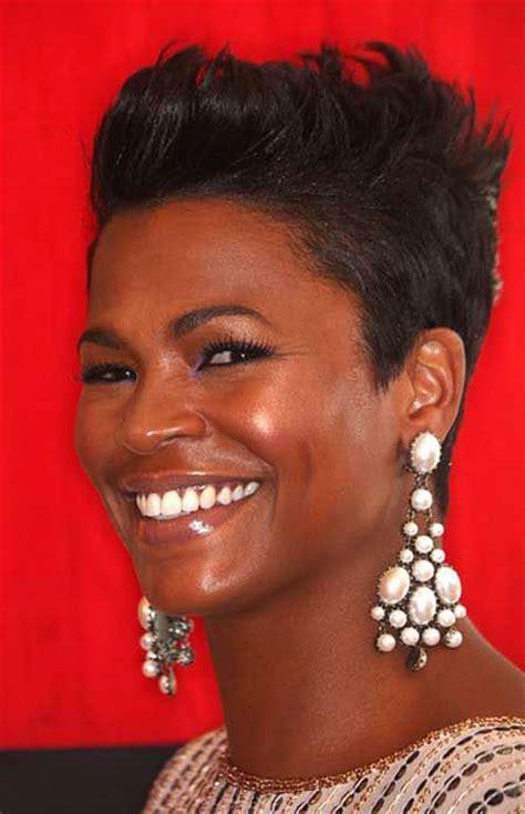 30+ Nice Short Hair Ideas for Black Women Short