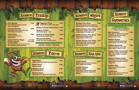 bar grill menu design images bar  grill menu ideas