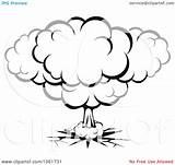 Explosion Coloring Comic Vector Clipart Element Illustration Royalty Tradition Sm Designlooter 1024px 97kb 1080 Seamartini sketch template