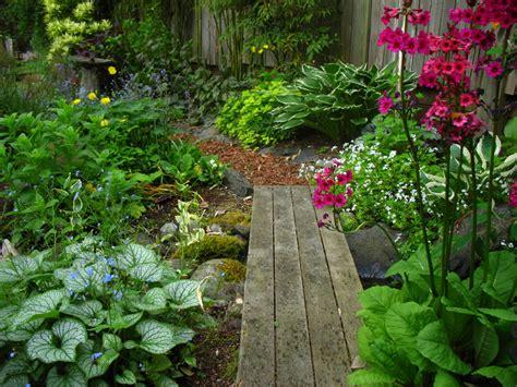 wooded garden garden adventures for thumbs of all colors garden design down the garden path