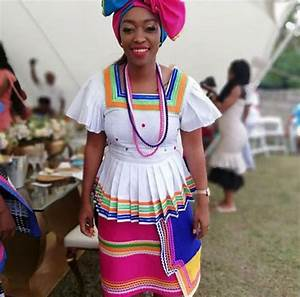 Traditional Dresses For Sepedi
