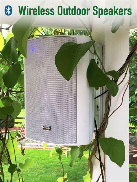 best 25 outdoor speakers ideas on outdoor
