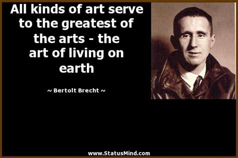 Brecht Wiki Quotes