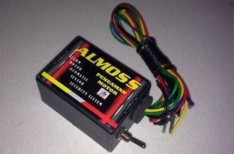 menambahkan sensor sentuh rahasia sebagai pengaman motor alarm motor almoss anti curanmor