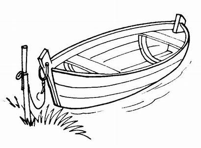 Sampan Gambar Clipart Kenderaan Perahu Tema Bank