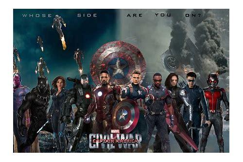baixar filme maravilha guerra civil marvel