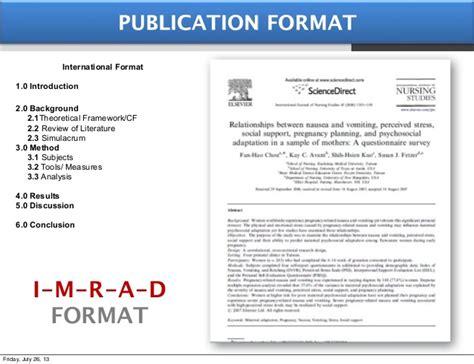 imrad format  olfu students orient copy