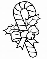 Coloring Pages Candy Cane Christmas Printable Rocks Sheets sketch template