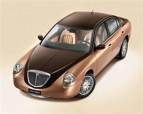 Lancia Thesis History Photos On Better Parts Ltd