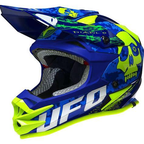 motocross helmet ufo 2018 onyx circus motocross mx enduro bmx helmet neon
