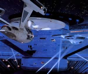 Star Trek Enterprise Space Dock