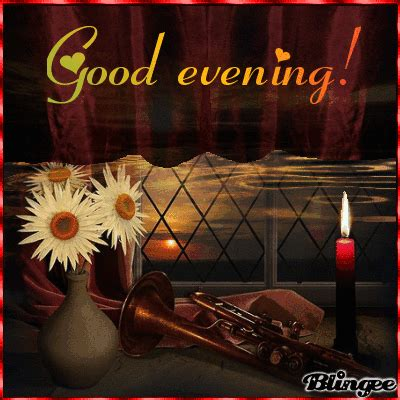good evening picture  blingeecom