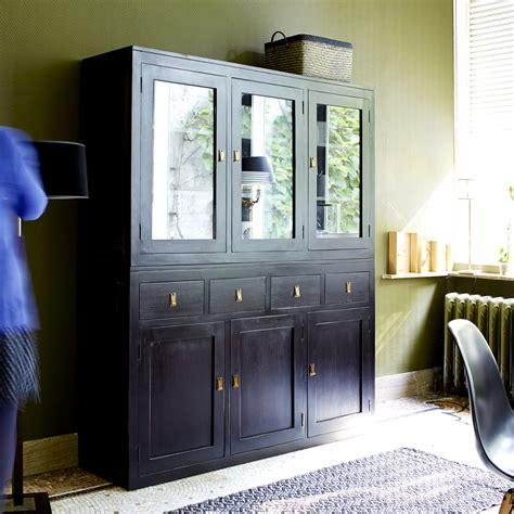 chaise de bureau marron vaisselier en bois de java vente de vaisseliers tao sur