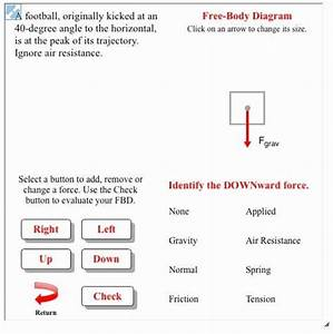 Net Force Worksheet Answers Elegant Free Body Diagram