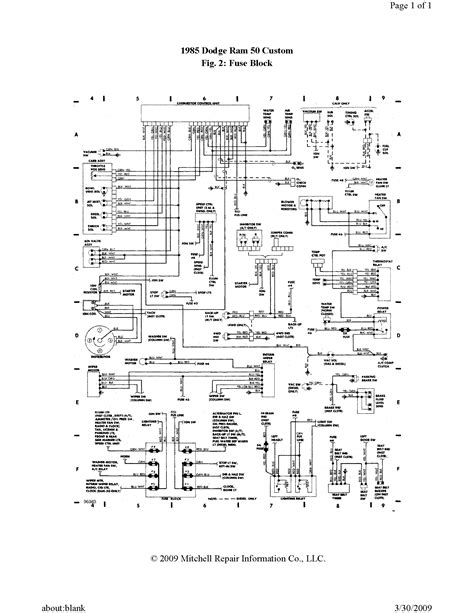 Need Igintion Wiring Diagram For Dodge Ram