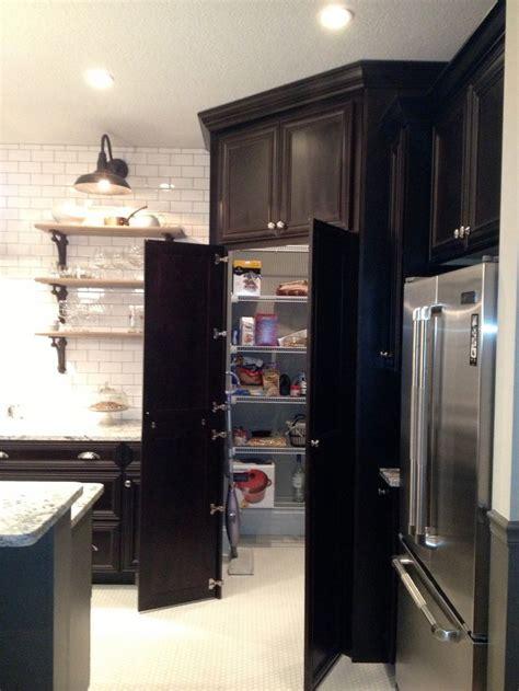 corner pantry cabinet ideas  pinterest corner pantry corner kitchen pantry  kitchen  pantry