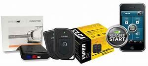 Viper 4205v 2 Way Car Remote Start Smart Start Vsm200 And Bypass Module Dball2