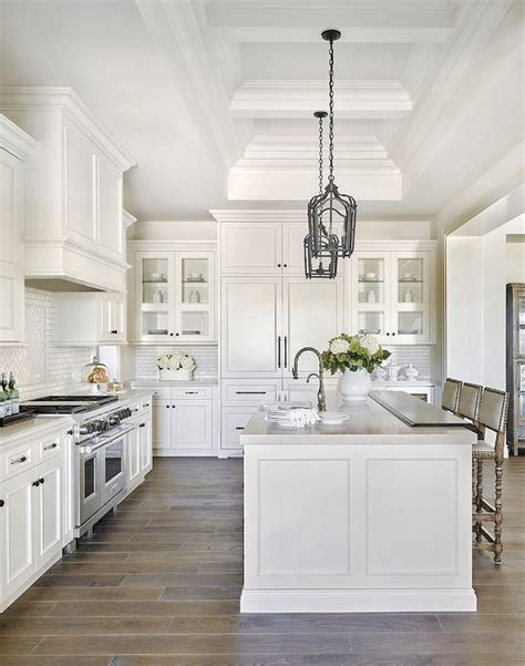 Decorating Ideas For White Kitchen Cabinets by Why White Kitchen Interior Is Still Great For 2019