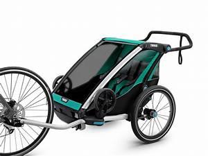 Thule Fahrradanhänger Für 2 Kinder : thule chariot lite multisport fahrradanh nger 2 kinder ~ Kayakingforconservation.com Haus und Dekorationen