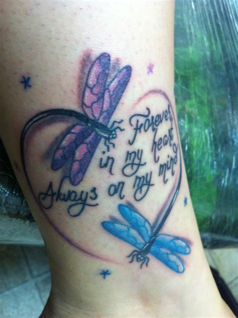 dragonflies symbolize lost loved  wowcom image