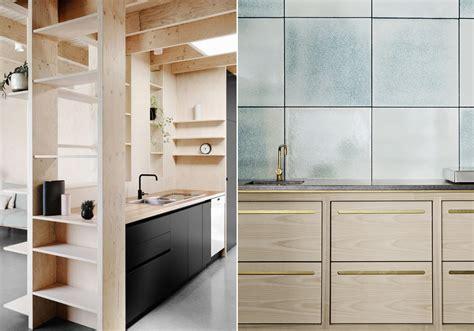 les cuisines de claudine photos cuisine bois la preuve que les cuisines en bois