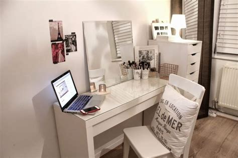 Best 25+ Ikea Vanity Table Ideas On Pinterest