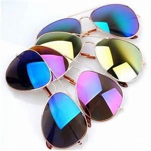Lunette De Soleil Homme Polarisé : lunettes de soleil aviator unisex men women polarisees ~ Melissatoandfro.com Idées de Décoration
