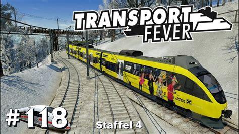 Transport Fever S4#118 Oberbösa Bekommt Etwas Modernes