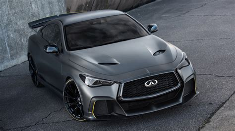 Infiniti Q60 Project Black S Price by Infiniti Q60 Project Black S To Pairs F1 Tech To A