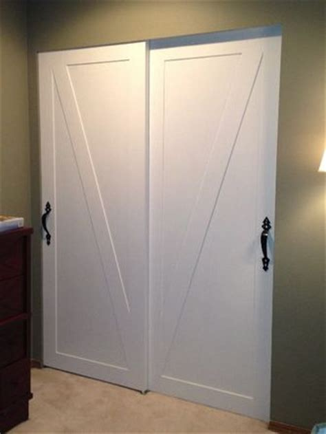 1000 ideas about closet door makeover on door