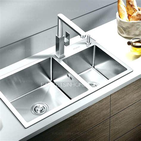 kitchen sink square square kitchen sink sinks cast iron modern with tap 2905