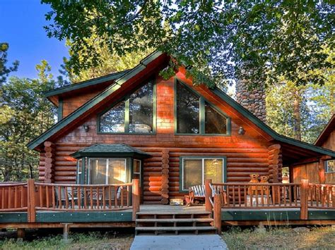cheap big cabins five snow summit log cabin spa vrbo