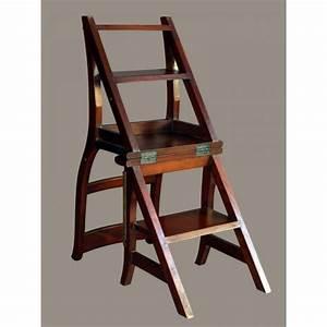 Mahagoni Farbe Holz : leiterstuhl mahagoni massiv lackiert klappstuhl trittstuhl trittleiter holz ebay ~ Orissabook.com Haus und Dekorationen