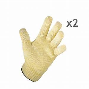 Gant De Cuisine Anti Chaleur : lot de 2 gants anti chaleur mathon tabliers torchons gants organisation de la cuisine ~ Dode.kayakingforconservation.com Idées de Décoration
