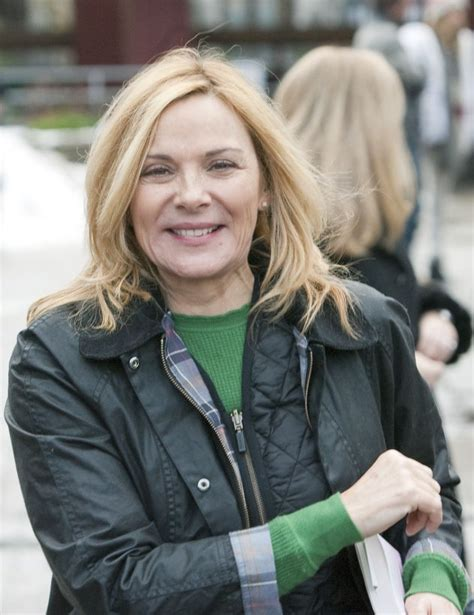 Kim Cattrall On Sex And The City Cast We Ve Never Been