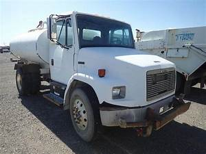 2001 Freightliner Fl70 Water Truck For Sale
