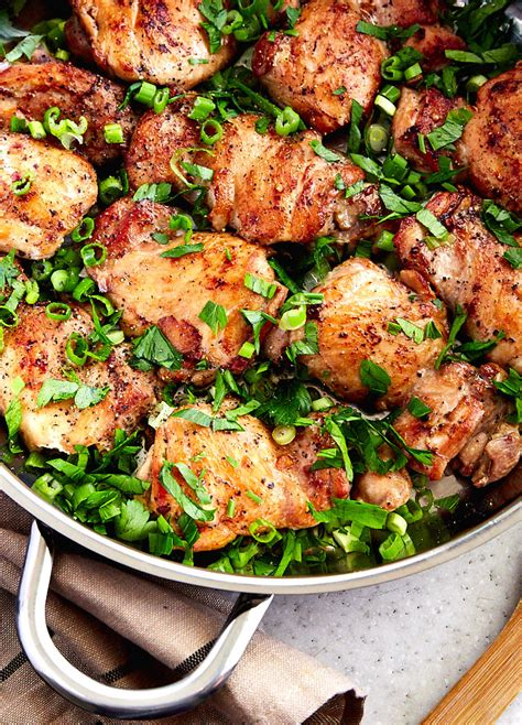 chicken thigh recipes boneless chicken thigh recipe i food blogger