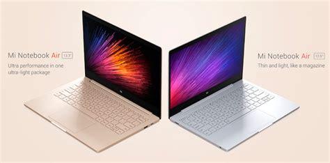 plan des si鑒es air nuevos xiaomi mi notebook air ahora con 4g y procesador intel i7