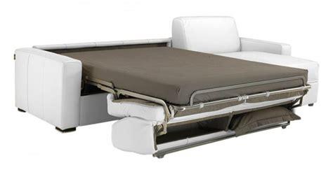canapé convertible avec matelas photos canapé lit convertible avec vrai matelas