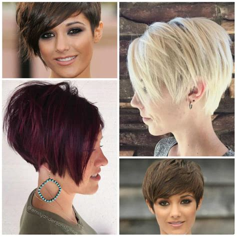 HD wallpapers types of short haircuts